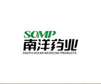 南洋药业logo
