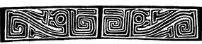 对称浮雕图案素材