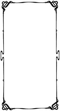 简单的边框素材