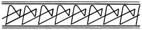線條花紋幾何圖案