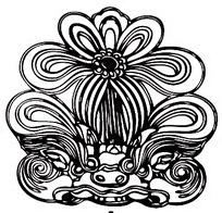 麒麟图案花纹