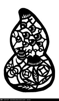 葫芦铜钱图案