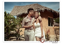 乡村浪漫爱情海报