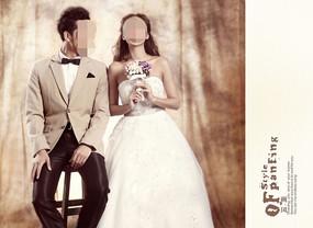 可爱婚纱照电子相册
