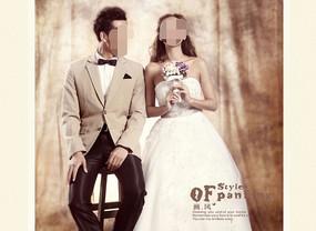 西式婚纱照电子相册