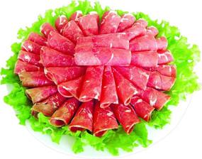 牛肉火锅图片素材