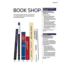 书店内页排版设计