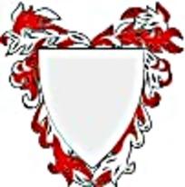 花藤徽章设计