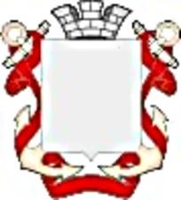 船锚皇冠徽章
