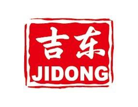 吉東集團紅色印章logo