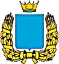 金色麦穗皇冠徽章