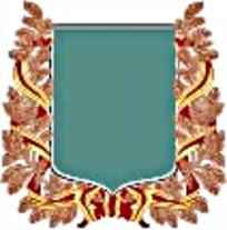 欧式徽章设计