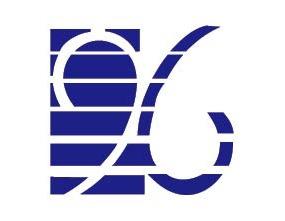藍色創意96數字logo