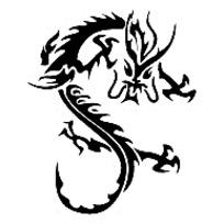 中国龙标志设计