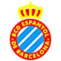 西甲西班牙人足球俱乐部logo设计