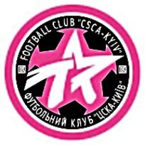 FOOTBALL CLUB CSCA KYIV足球俱乐部矢量eps标志图片素材