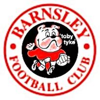BARNSLEY FOOTBALL CLUB巴恩斯利足球俱乐部矢量eps标志图片素材