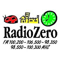 RADIO ZERO电台标志图片素材