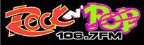 ROCK POP电台标志图片素材