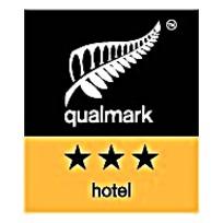 星级标准酒店QUALMARK HOTEL矢量eps标志图片素材