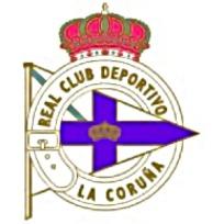 REAL CLUB DEPORTIVO拉科鲁尼亚足球俱乐部矢量eps标志图片素材