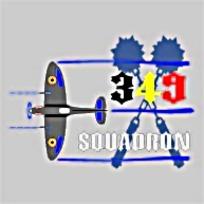 SQUADRON飞行中队标志图片素材