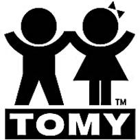 TOMY童装店LOGO