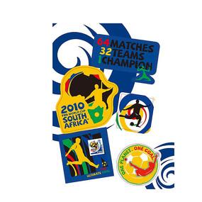 2010年南非世界杯素材