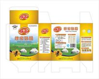 奶粉包装盒设计
