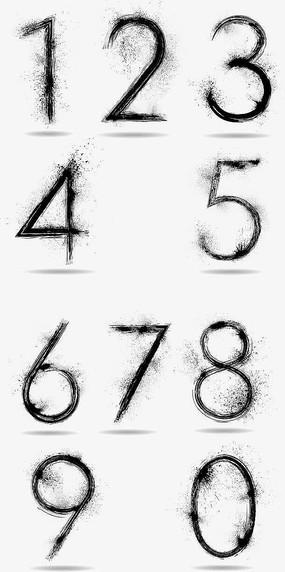 阿拉伯藝術數字