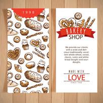 面包卡片设计