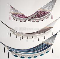 现代吊床模型